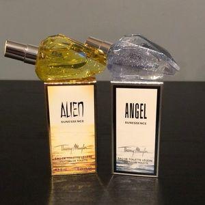 Thierry Mugler Sample Pack - Alien / Angel